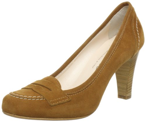 Evita Shoes Pumps geschlossen Pumps Women's brown Braun (braun) Size: 37