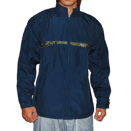 Mens JET PILOT Rider Essentials Fleece Lined Zip Up Jacket Coat – X-Large