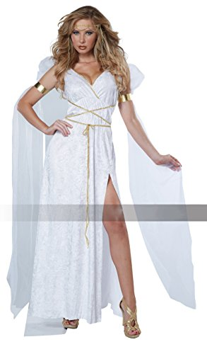 California Costumes Women's Athenian Goddess Costume