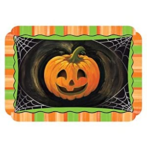 Amazon Com Halloween Paper Placemats 125 Per Pack