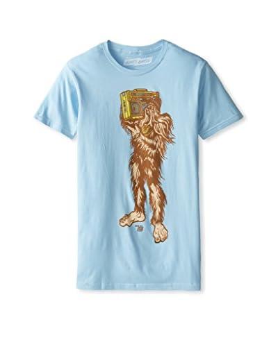 Ames Bros Men's Electric Boogaloo Crew Neck T-Shirt