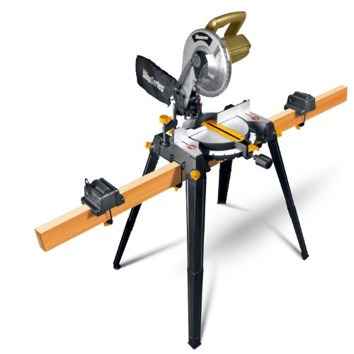 Rockwell Rk7136.1 Shop Series Miter Saw With Leg Stands