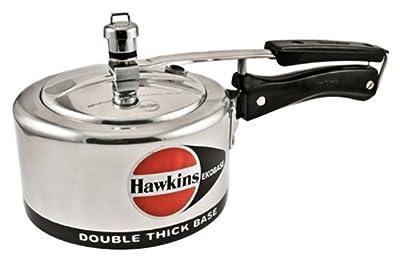 Hawkins Ekobase Pressure Cooker, 6-1/2-Litre from Hawkins