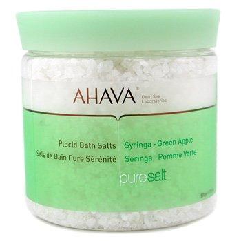 Ahava Placid Bath Salt  Syringa Green Apple  500g/17.5oz