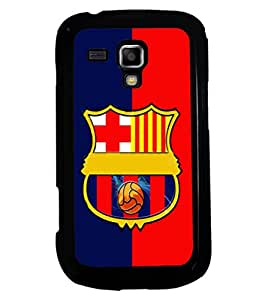 printtech Football Team Back Case Cover for Samsung Galaxy S Duos 2 S7582
