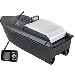 Canty Wang ® 2BS Remote Control Sonar Wireless Fish Finder Fishing Bait Boat Update from 2B
