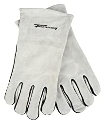 Forney 53429 Gray Leather Welding Gloves, X-Large