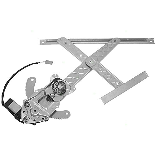 Drivers Front Power Window Lift Regulator with Motor Assembly Replacement for Ford Pickup Truck F65Z1523209AB (97 F150 Window Regulator compare prices)