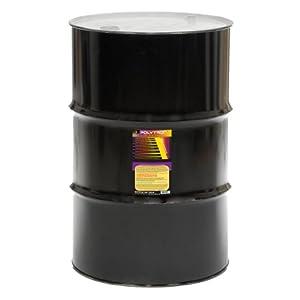 Polytron semi synthetic 10w 40 motor oil 55 for 55 gallon drum motor oil