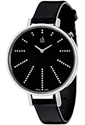 Calvin Klein Equal Women's Quartz Watch K3E231CS