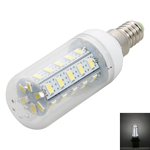 Great Value Corn Bulbs E14 7W 36Led 400-450Lm Smd5730 6000-6500K White Corn Light With Transparent Cover (200-240V)