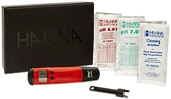 Hanna Instruments HI98127B pH/Temp Test Kit