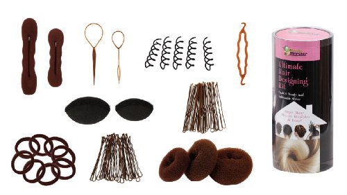 Bundle Monster 9in1 Fashion Hair Design Styling
