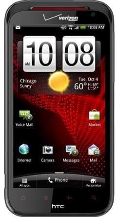 HTC Rezound, Black 16GB (Verizon Wireless)