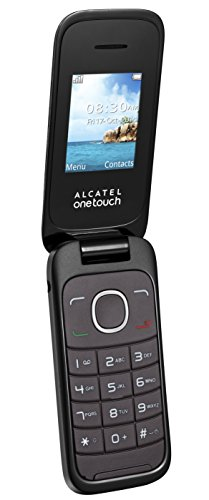 Alcatel-OT-10-35D-Tlphone-Portable-Double-SIM-Marron-Italie