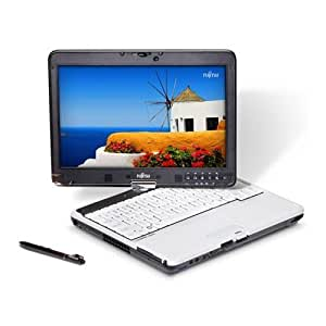 "Fujitsu LIFEBOOK T730 12.1"" LED Tablet PC - Intel Core i3 i3-380M 2.53 GHz - Black, White (XBUY-T730-W7-010)"