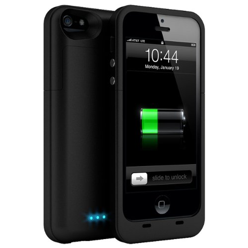 Maxboost Defender Air iPhone 5 Extended Battery Protective Case