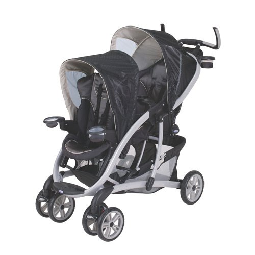 Graco Quattro Tour Duo Flint Double Stroller