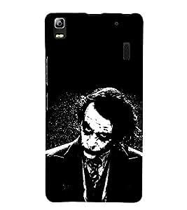 EPICCASE why so serious Mobile Back Case Cover For Lenovo K3 Note (Designer Case)