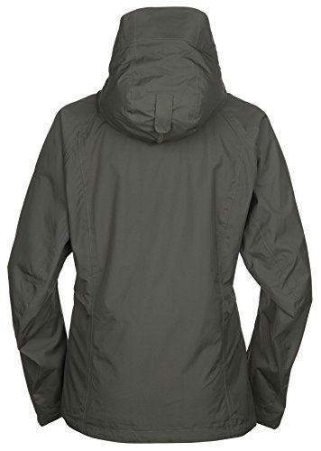 VAUDE Damen Escape Pro Jacket, Fir Green, 46, 04587 -