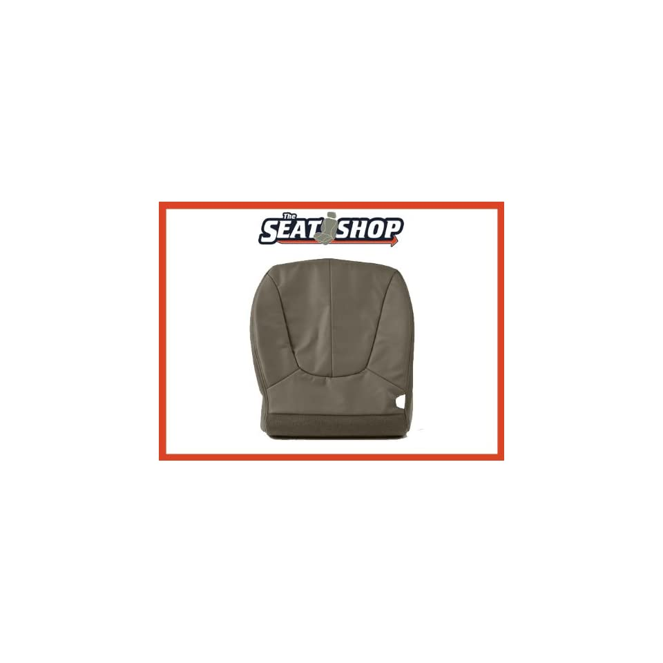 97 98 99 00 01 02 Ford Expedition XLT Grey Leather Seat Cover LH bottom