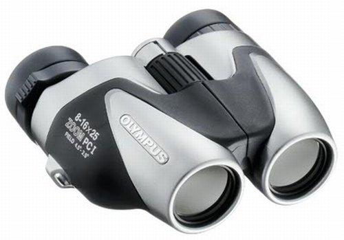 Olympus Tracker 8-16X25 Zoom Porro Prism Compact & Lightweight Binocular