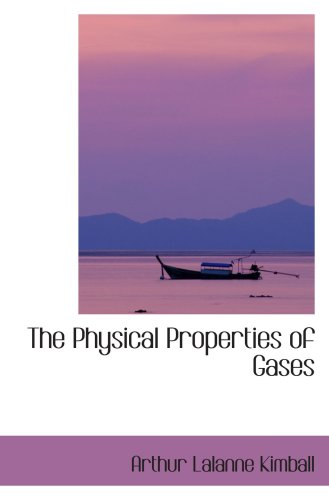 The Physical Properties of Gases
