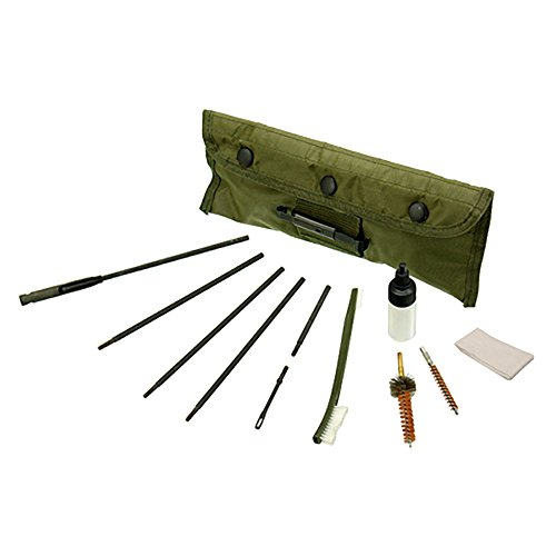 UTG Model 4/AR15 Cleaning Kit Complete with Pouch (M16 Brush compare prices)