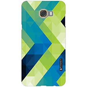 Printland Designer Back Cover for Samsung galaxy C7 Case Cover