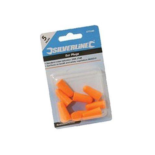 Silverline 675240 - Tapón para los oídos (tamaño: 37dB)