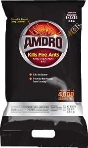 Amdro Kills Fire Ants Yard Treatment Bait Shaker Bag