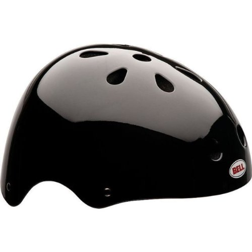 Bell Rogue Multisport Safety Helmet - Black - Bike / Scooter / Skateboard - Age 5+