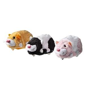 Amazon - 3-pack of Cepia Zhu Zhu Hamsters (2nd Series) - $11.99