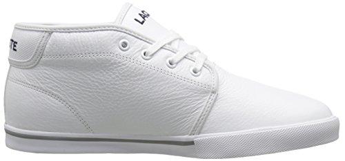 Lacoste Men's Ampthill Lcr3 Shoe, White, 10 M US