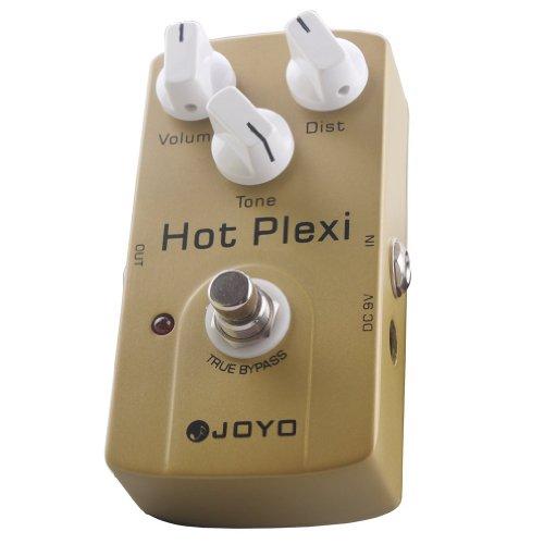Xiqi Joyo Jf-32 Electric Guitar Audio Bypass Hot Plexi Drive Effect Pedal