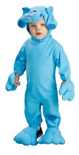 Nickelodeon Nick Jr. Blue's Clues Romper And Headpiece
