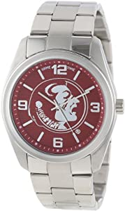 Game Time Unisex COL-ELI-FSU Elite Florida State University 3-Hand Analog Watch by Game Time