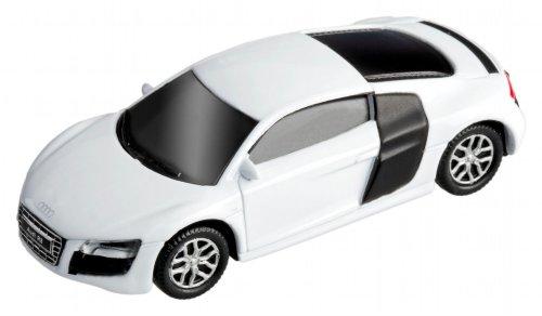 autodrive-memoria-usb-20-de-8-gb-diseno-audi-r8-blanco