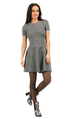 Kling - Tunic-Dress DREW - Woman - 5 - Grey
