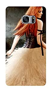 SWAG my CASE PRINTED BACK COVER FOR SAMSUNG GALAXY S7 Multicolor