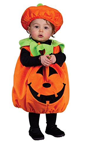Pumpkin Cutie Pie Toddler Halloween Costume