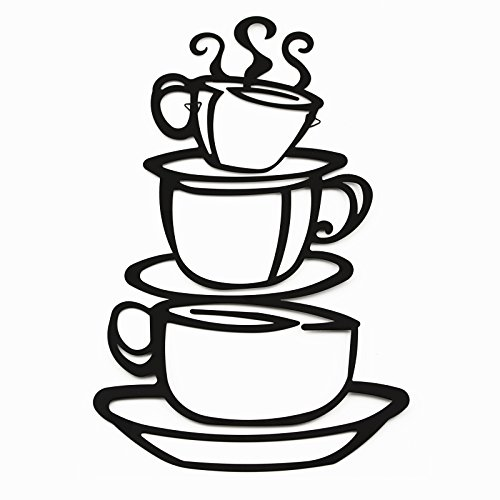 adorox-coffee-house-cafe-cup-java-silhouette-metal-wall-art-black-1-pack