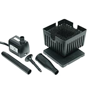 Beckett 7093110 Container Garden Fountain Kit