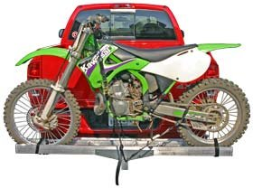 AMC-400 Lightweight Aluminum Motocross & Dirt Bike Carrier for 2