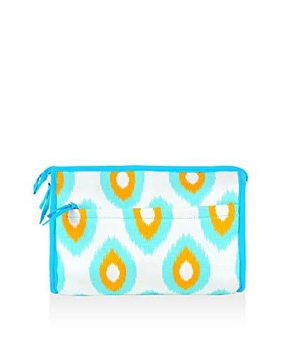 Malabar Bay Sedona Aqua Cosmetic Bag