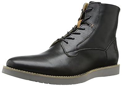 J. Shoes Men's Buxton 2 Fashion Sneaker,Black,8.5 M US