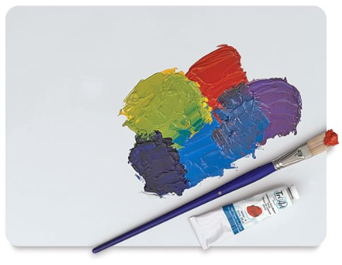 Tri-Art Paint Palette, 12 by 16-Inch