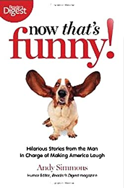 Now That's Funny!: Hilarious Stories from the Man in Charge of Making America Laugh [Paperback]