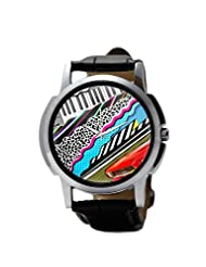 PosterGuy Art Print Abstract Men's Wrist Watches