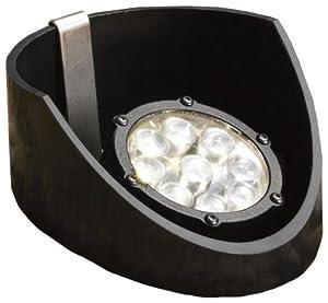 kichler lighting 15758bkt led well light 9 light low. Black Bedroom Furniture Sets. Home Design Ideas